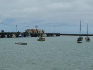 Oamaru Hafen